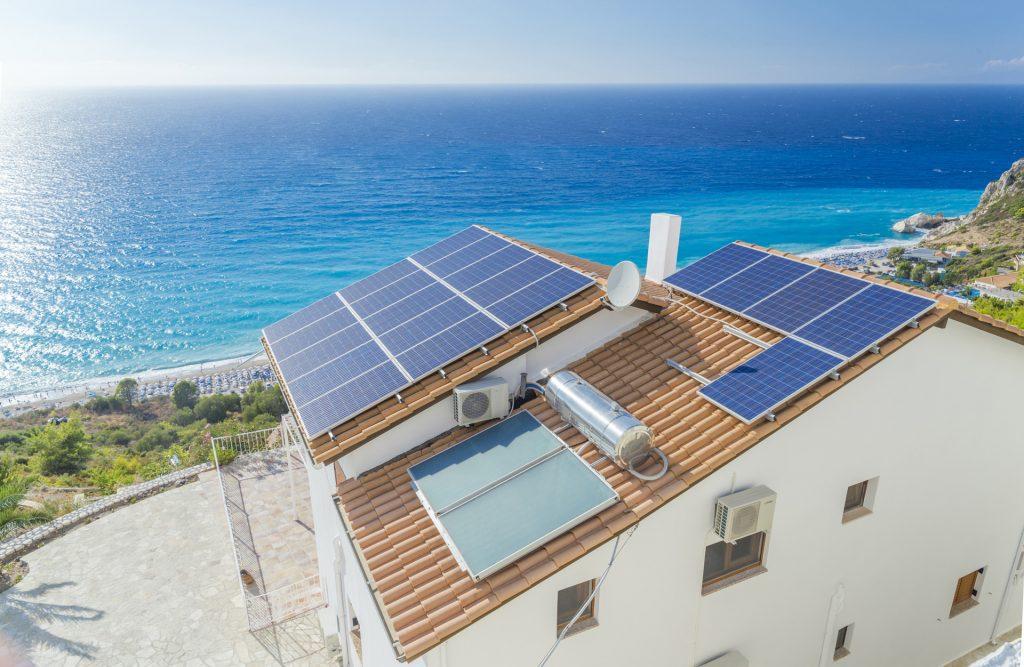 Easy solar header