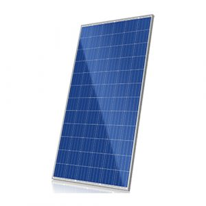 Canadian Solar 345w solar panel low irradiance and a high PTC rating.