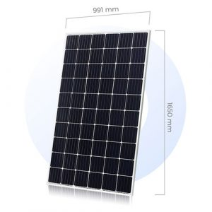 The Longi LR6-60PE 285~305W monocrystalline cell solar panel supplied at easy solar.