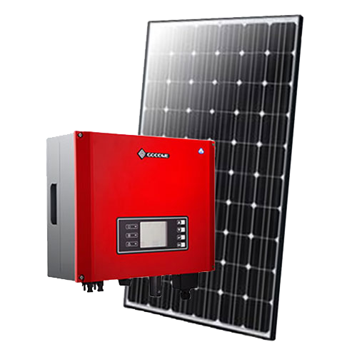 6.6kW Solar Package 2